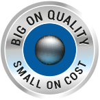 Big on quality, small on cost