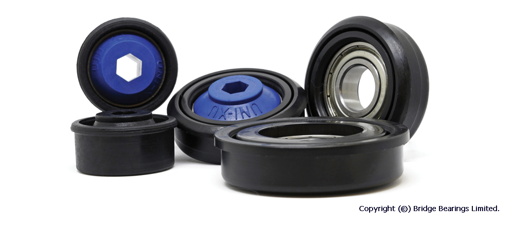 Precision Bearings – Plastic Housed from Conveyor Units