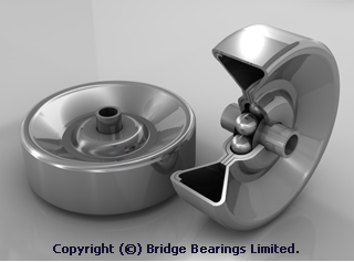 Skate Wheels Technical Drawing