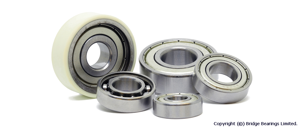 Custom Made Bearings from Conveyor Units