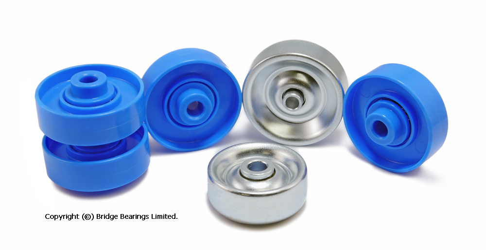 Skate Wheels from Conveyor Units