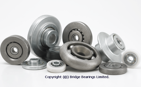 Custom Made Bearings Technical Drawing