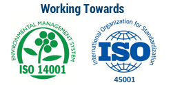 Working Towards ISO 14001 and ISO 45001